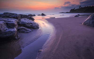 black beauty beach