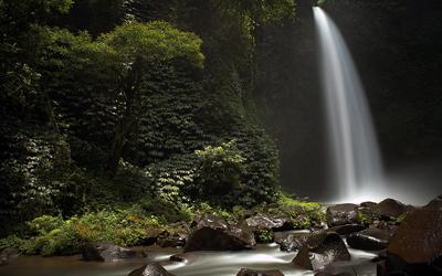 nungnung waterfall