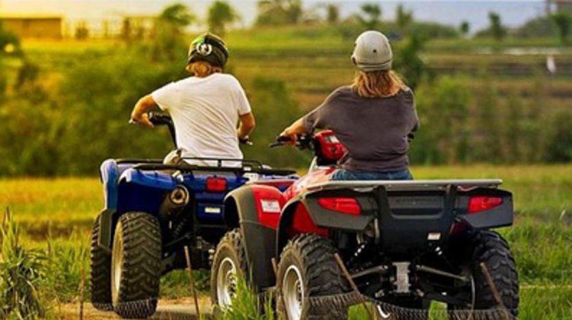 Optimum Bali - News - ATV Rides Ubud