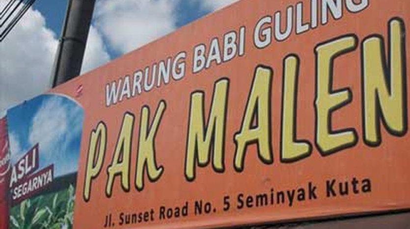 Optimum Bali - News - Babi Guling Pak Malen