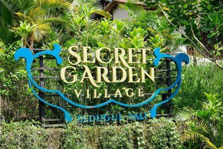 Optimum Bali - News - Edu-vacation in Secret Garden Village