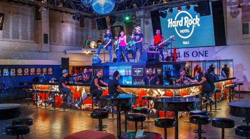 Optimum Bali - News - Hard Rock Cafe Bali