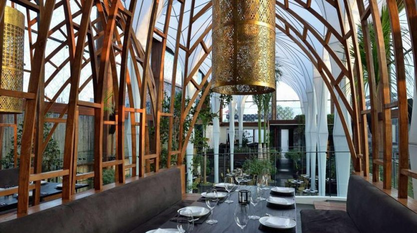 Optimum Bali - News - Merah Putih Restaurant
