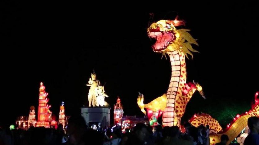 Optimum Bali - News - Nusa Dua Light Festival