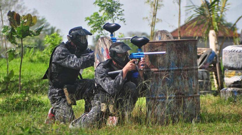 Optimum Bali - News - Paintball