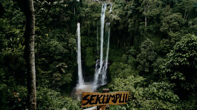 Optimum Bali - News - Sekumpul Waterfall