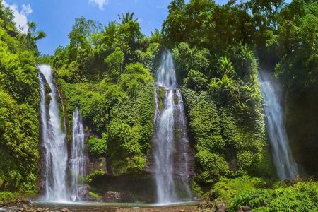 Optimum Bali - News - Sekumpul Waterfall