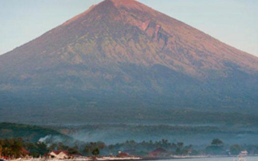 Optimum Bali - News - The Mighty Mount Agung