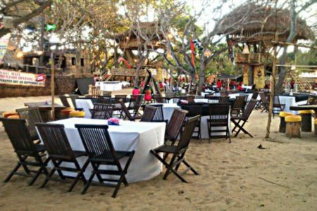 Optimum Bali - News - The Pirates Bay Restaurant