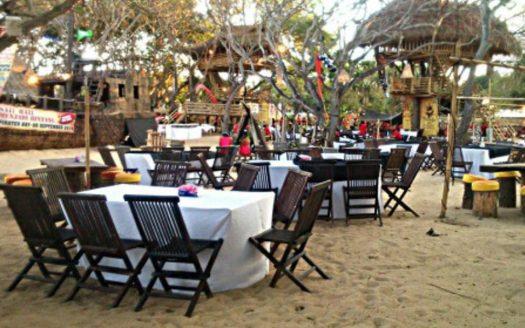 Optimum Bali - News - The Pirates Bay Restaurant