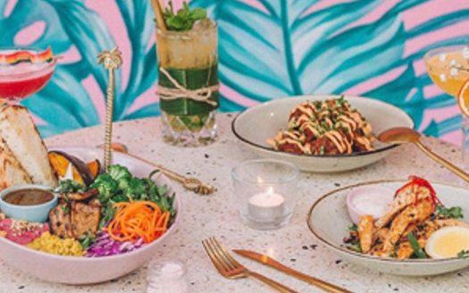 Optimum Bali - News - Vegetarian-Friendly Restaurants